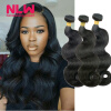 Bouncy Top Quality N.L.W. Products Brazilian Virgin Hair body wave 3 Bundles 8A Unprocessed Free Shipping Full and Thick best new product on sale 30% 750ml brazilian keratin hair treatment hair free shipping