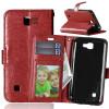 Браун Стиль Классический Флип Обложка с функцией подставки и слот для кредитных карт для LG K3 LS450 браун стиль классический флип обложка с функцией подставки и слот для кредитных карт для lg k8