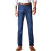 GEEDO джинсы бизнес случайные джинсы прямые джинсы 9002 темно-синий 34