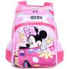 Дисней (Disney) Микки детские школьные сумки женские модели милый мультфильм моды рюкзак школьный мешок M606236 Rose дисней disney микки детские школьные сумки милый минималистский легкий рюкзак школьный портфель mb0479c черный и зеленый