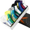 [Супермаркет] Jingdong Playboy носки не нескользкие носки мужские спортивные носки случайные мужские носки из дышащего хлопка носки невидимые носки четыре сезона пять пар цвет платья смешивания 26-28cm