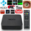 MXQ Android 4.4.2 Quad Core Smart TV Box Mini PC Streaming Media Player- Ultra HD 4K - Internet 1080p HD WiFi Streaming Video Play 2016 android tv box t10 smart mini pc amlogic s805 quad core 1g 8g 4k media player 3d home movie wifi kodi 16 0 fully loaded