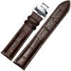 Отличный продукт JEAYOU кожаный ремешок часы с кожаным ремешком бабочки пряжки мужские часы с альтернативными L2L4 22Y # ZP10 vi 22y 03