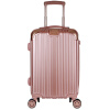 Андерсон Saber (Desstion Saber) MT5555-2 тележки чемодан доска шасси 20 дюймов серебряного материал ABS + PC Кастер блокировка MT5555-2