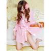 сексуальный Пижама женщины обаятельный Дамское белье ночная рубашка Ночная рубашка Банный халат + T thong арти м 186 092
