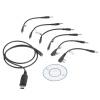 6 в программе 1 USB кабель для программирования Adapter + CD Для Мясорубки радиоприемников