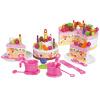 Пять детских развивающих игрушек Creative Assembly фруктовый торт моделирование игры дома игровые наборы будут петь песни день рождения торт 37970 игровые наборы hot wheels базовые игровые наборы