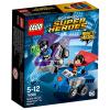 LEGO Super Heroes Series 7 лет до 14 лет в Милане космический корабль войны Абби Риск 76081 Детские игрушки блоки Lego (в то время как запасы последней)