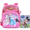 Дисней (Disney) лидирующий детский школьный портфель бремя сумка рюкзак езда серии для девочек Snow White Rose PB0350A samsonite портфель школьный happy sammies