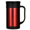 Блокировка и блокировка Вакуумная чашка для чашек Кубок для бизнеса Кубок из нержавеющей стали Красный 400 мл Изоляционная чашка LHC4030R чашка для яйца colour caro