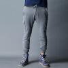 YOMS мужские брюки мужские хлопок досуга спортивные спортивные брюки мужские брюки мужские брюки в сером XXL 185