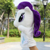 MyMei  Hot Hand Puppet Plush Toy Doll Stuffed Animal Horse Supersoft Short Plush Dolls  fancytrader seal plush baby doll large stuffed cartoon animal arctic seal toy white bear kids gift pillow 39inches 100cm