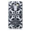Черные цветы Pattern Мягкая обложка Тонкий ТПУ резиновый силиконовый гель чехол для LG G5 чехлы для телефонов with love moscow силиконовый дизайнерский чехол для lg g5 макаронс