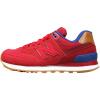 NEW BALANCE (NB) WL574AMD 574 женские модели спортивной обуви ретро обуви пара обуви подушке кроссовки кроссовки us7 ярдов 37.5 ярдов new balance футболка chiks