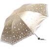 Paradise зонтик (UPF50 +) изменение цвета цвет черный полиэстер цвет три склад зонт зонт солнечный зонт 31810E свет медь зонты bisetti зонт