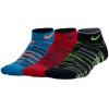 Nike Nike Носки детские ГРАФИКА CTN CUSH SX5101 Низкопрофильный NIKE 3P Yth Мальчика три пары платье триколор детские бутсы nike бутсы nike jr phantom 3 elite df fg ah7292 081