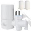 Yuhuaze (Yuhuaze) фильтры для воды YHZ-3063 фильтр керамического фильтра фильтра фильтра (набор водяного фильтра +2 набора фильтров) фильтр для воды honeywell ff06 1 2 aa