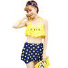 (Qihai) 6204-8 небольшая грудь собирается сексуальной расщепляющу- юбки купальных костюмам два набора Формулы Корейского с цена 2017