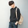 Magicpower мужская с длинными рукавами свитер основной серии с длинными рукавами свитер MGW0796580 черный XL amaya arzuaga свитер с длинными рукавами