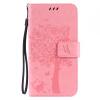 Pink Tree Design PU кожа флип крышку кошелек карты держатель чехол для HUAWEI Y5II pink tree design pu кожа флип крышку кошелек карты держатель чехол для huawei mate 8