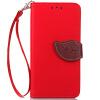 Красный Дизайн Кожа PU откидная крышка бумажника карты держатель чехол для LG G2 Mini/D620 стоимость