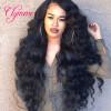 Clymene Hair Full Lace Бразильские человеческие волосы Парики Отбеленные узлы Безупречные бразильские волосы Virgin 360 Полные парики с кружевами Предварительно выщипанные