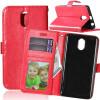 Red Style Classic Flip Cover с функцией подставки и слотом для кредитных карт для Lenovo VIBE P1M pink style classic flip cover с функцией подставки и слотом для кредитных карт для lenovo vibe x3