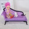 Дети Baby Girl принцесса Dreamhouse диван кресло Мебель Игрушки для куклы Барби