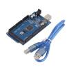 все цены на Mega 2560 R3 rev3 ATmega2560-16AU Совет Кабель USB совместимый для Arduino онлайн