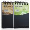Широкий (Guangbo) 10 листов настоящего аппарата 100K76 книги отмечает ноутбук катушка это PP случайный цвет GB100815