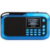 (См. Меня здесь) H1 карта радио пожилые портативные колонки мини-музыкальный плеер небольшой звук lv390 Jingdong версия кристально-голубой колонки