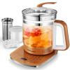 Rongshida (Royalstar) горшок здоровья стеклянный чайник чайник кипятили чайник многофункциональный YSH18Q1 1.8L