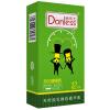 DONLESS Мужской презерватив прочного типа 12 шт. секс-игрушки для взрослых dulux donless человека смазка для взрослых продуктов для мужчин и женщин доступного типа лаванды эфирное масло 50мл