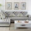 FANROL диван дивана четыре сезона диван набор диван подушка матрас линии простой диван подушки костюм ирландский - кофе 70 * 150 см