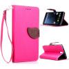 Розовый Дизайн Кожа PU откидная крышка бумажника карты держатель чехол для One Plus One розовый дизайн кожа pu откидная крышка бумажника карты держатель чехол для htc one a9