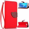 Красный Дизайн Кожа PU откидная крышка бумажника карты держатель чехол для Samsung Galaxy J7 красный дизайн кожа pu откидная крышка бумажника карты держатель чехол для samsung galaxy j7