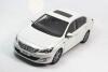 Масштаб 1:18 PEUGEOT 408 2014 Diecast модель автомобиля белый