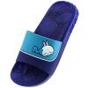MashiMaro Mashimaro прохладно тапочки мужчины и женщины санузел для ванной комнаты противоскользящие тапочки напольные сандалии MM1008 синий 41 ярдов