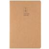 Guangbo (GuangBo) 6 загруженных 29 листов A5 крафт-бумаги ноутбук / канцелярский ноутбук / мягкая копия пустой ноль DT5125 ноутбук