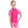 Tuosu (TOSWIM) детский купальник мальчиков и девочек детский купальник горячие источники разделочные купальники TS61160131100 светло-розовый детский