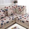 Кинг Вей европейская ткань дивана подушки дивана полотенце скольжения Four Seasons Modern Times 90 * 90см 1 пакет