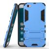 Синий Slim Robot Armor Kickstand Ударопрочный жесткий корпус из прочной резины для VIVO X9 синий slim robot armor kickstand ударопрочный жесткий корпус из прочной резины для htc desire 10