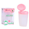 kidokare многофункциональный ящик для хранения продуктов розовый+светло-зеленый KK-01 сушка для посуды и продуктов ругес водосток цвет светло зеленый серый металлик