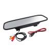 4,3 ЖК-экрана автомобиля заднего вида резервного копирования зеркало монитор TFT ЖК-монитор монитор tft 19