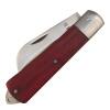Endura (Endura) E7022 деревянная ручка изогнутое лезвие ножа электрик 80мм