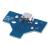 USB порт зарядки разъему платы для Sony Playstation PS4 игровой контроллер