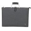 Ай Ши (OIWAS) мешок компьютера 14 дюймов для мужчин и женщин, бизнес-тонкого портативного плечо сумки для ноутбука черной 3083 ай ши  oiwas  мешок плеча женщин