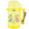 цена на [Супермаркет] Jingdong Тайгер (Тигр) мультфильм кружка бутылка холодной воды ГСС-A05C-АТ-синий 500мл