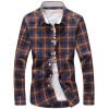 GEEDO мужская рубашка деловая повседневная рубашка