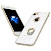 Apple, iphone7 классной музыка переднего металлического кольцо пряжки творческого телефона оболочка защитного рукав кронштейн оболочка падение сопротивления, пригодное для iphone 7 серебра uag iphone7 4 7 дюйма падение сопротивления mobile shell чехол для apple iphone7 iphone6s iphone6 алмазный желтый бриллиант